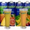 Сандора - соки и нектары в ассортименте